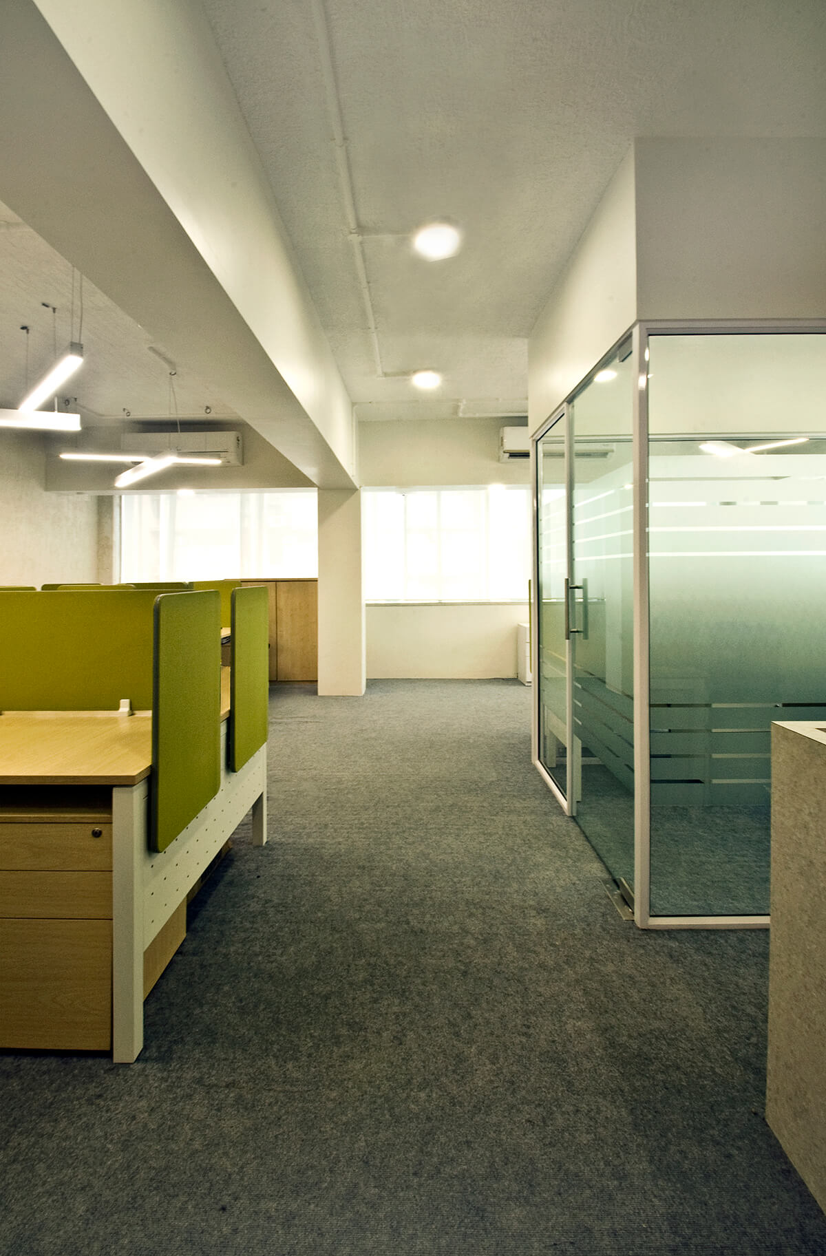 Office at Marine Lines