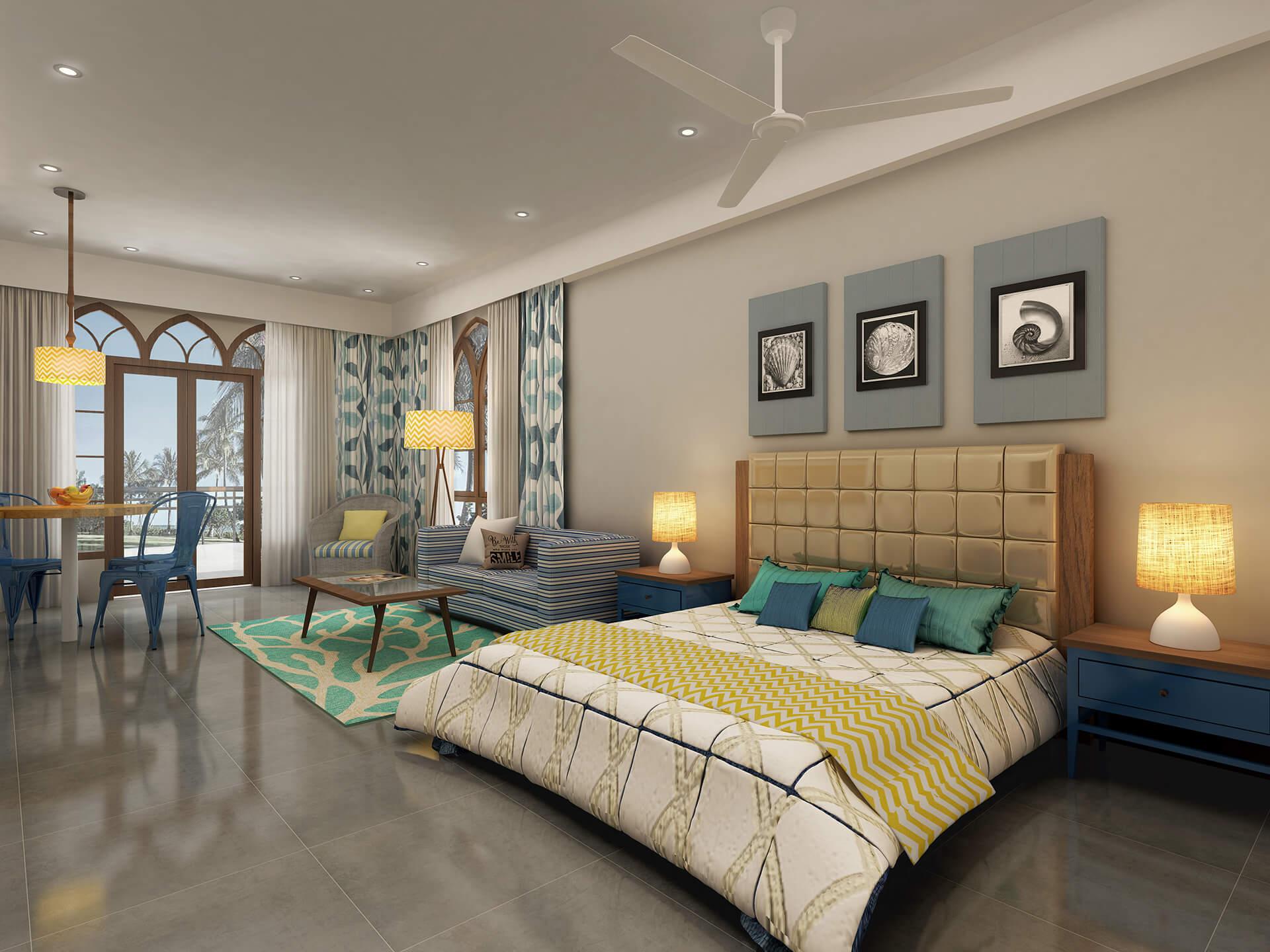 Resort Room Concepts
